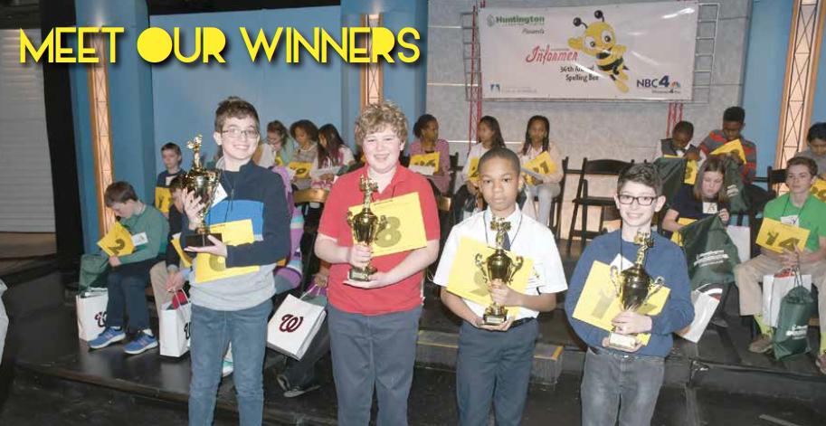 Meet the Winners of Washington Informer's D.C. Spelling Bee