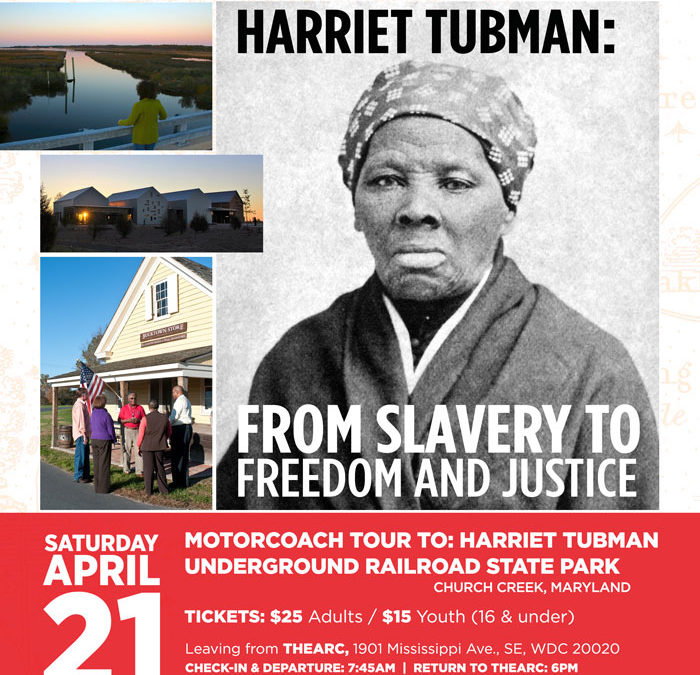Register Today: 8th Annual African American Heritage Tour