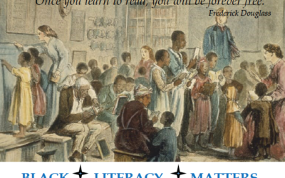 28 Days / 28 Ways Black Literacy Matters